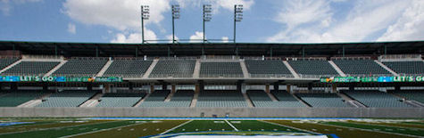 Tulane University, Hybrid Precast Stadium System project