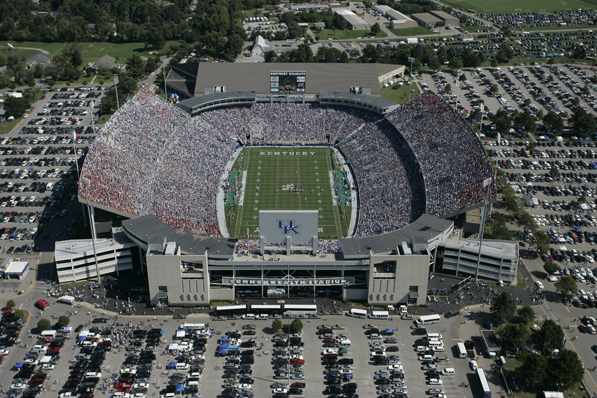50 States in 50 Days (16 of 50): Kentucky : CFB