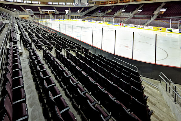 Erie Insurance Ice Arena in Erie, PA