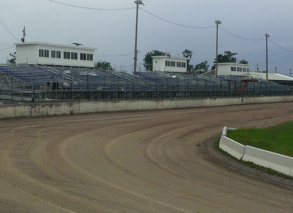 Alum-A-Stands at Weedsport Speedway in Weedsport,