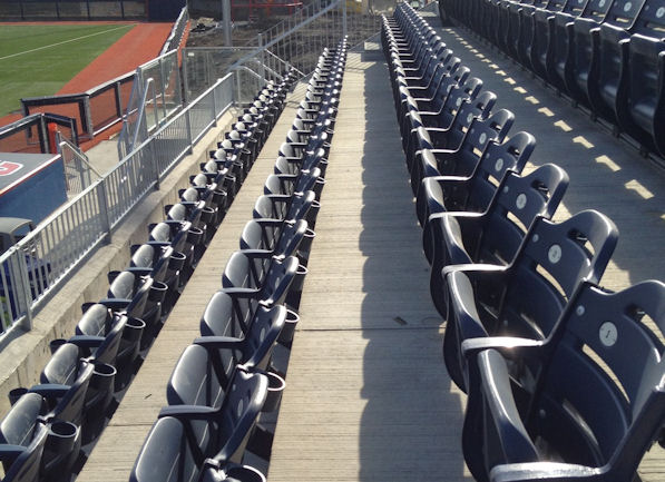 Curtis Granderson Stadium Seating at University of