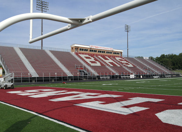 Stadium at Boardman High School in Youngstown, OH