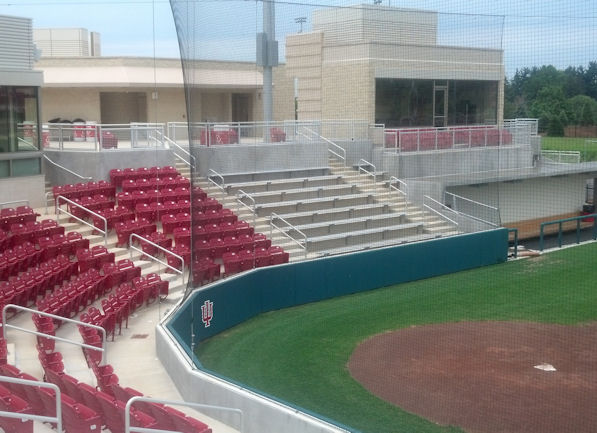 Andy Mohr Baseball Field at Indiana University in